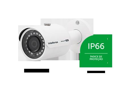 Índice de proteção IP66 da câmera VHD 3220 B Full HD G4