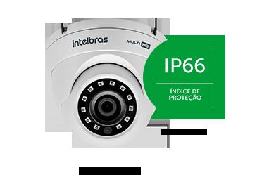 Índice de proteção IP66 da câmera VHD 3220 D Full HD G4