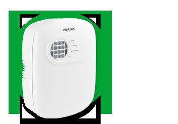 Central de alarme não monitorada ANM 24 NET | Intelbras