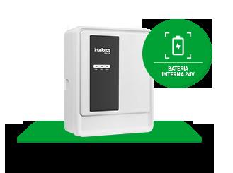 Bateria interna e fonte chaveada do FNA 520