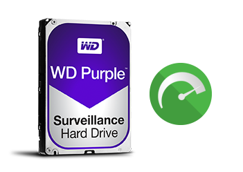 HDs WD Purple