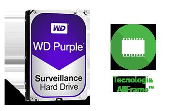 HDs WD Purple