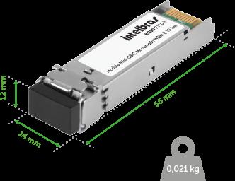 Módulo Mini-GBIC Gigabit WDM