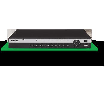 Compatível com a tecnologia H.265 da NVD 3116 P Intelbras