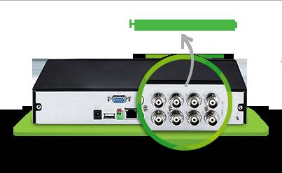 HDCVI 1008