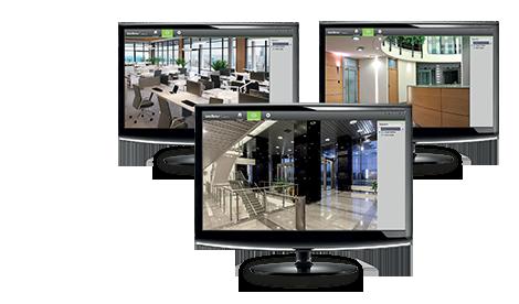 Suporte a múltiplos monitores