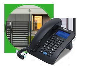 Comunicação telefônica para microempresa MiniCom | Intelbras