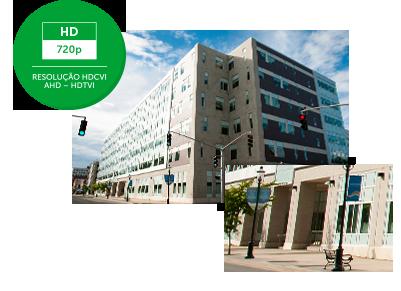 VHD 3130 B G4 Intelbras com imagem perfeita em resolução HD