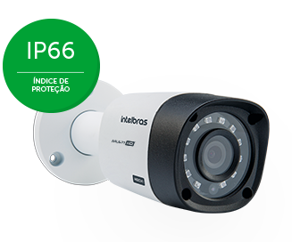 VHD 3130 B G4 Intelbras com IP66
