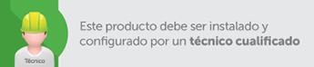 Selo Técnico qualificado espanhol