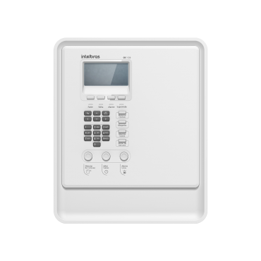 CIE 1125 - Central de alarme de incêndio endereçável