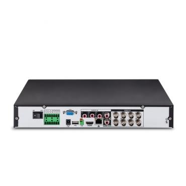 hdcvi 3108 Série 3000 Gravador digital de vídeo tríbrido Intelbras