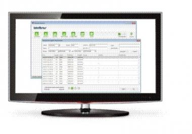 ICR Gravador de chamadas Intelbras - Software de gravação