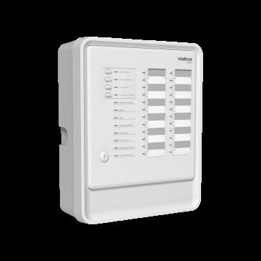 CIC 24L - Central de alarme de incêndio convencional