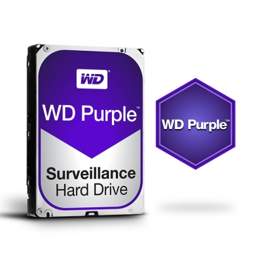 HD WD Purple Intelbras