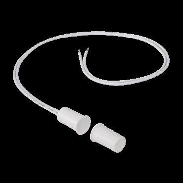 Sensor de abertura de embutir com fio para portas e janelas