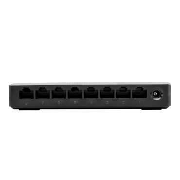 SG 800 Q+ Switch 8 portas Gigabit Ethernet