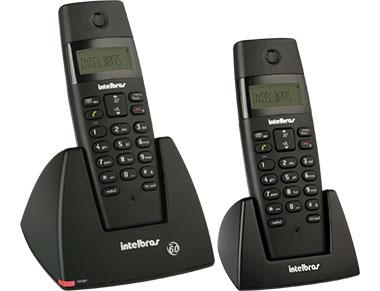 Telefone sem fio TS 40 C