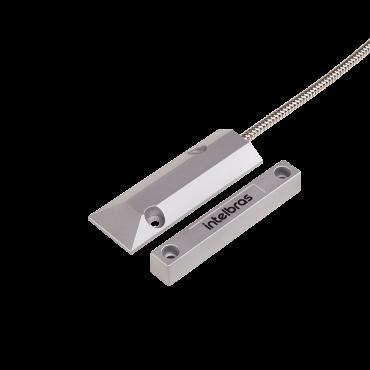 Sensor de abertura para portas de aço Intelbras