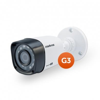 Câmera Intelbras Multi HD - VHD 1220 B G3