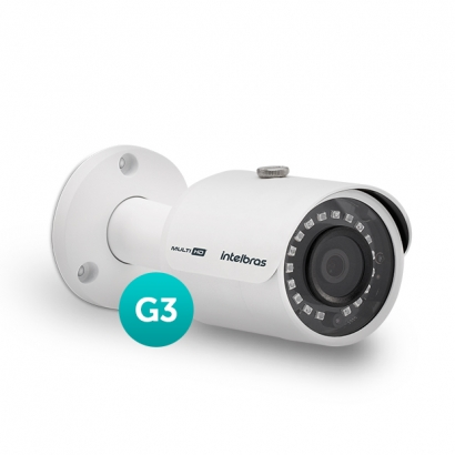 Câmera Intelbras Multi HD 3230 B G3
