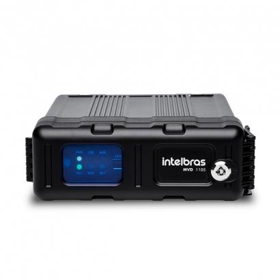 MVD 1105 - DVR Híbrido Veicular Intelbras