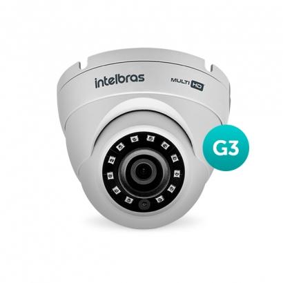 Câmera Intelbras Multi HD 3220 D G3