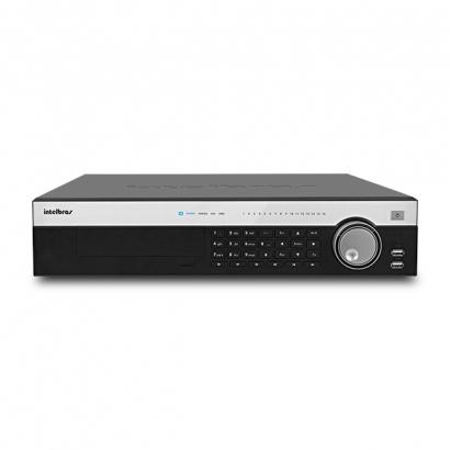 HDCVI 5032 H DVR HDCVI Tríbrido Intelbras de 32 canais