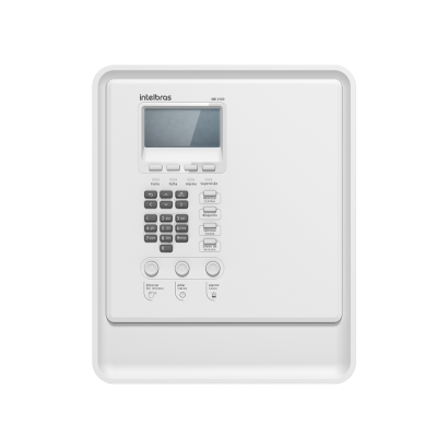 CIE 2500 - Central de alarme de incêndio endereçável