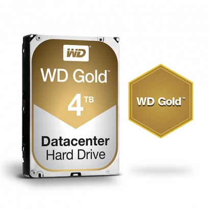 HD WD Gold Intelbras