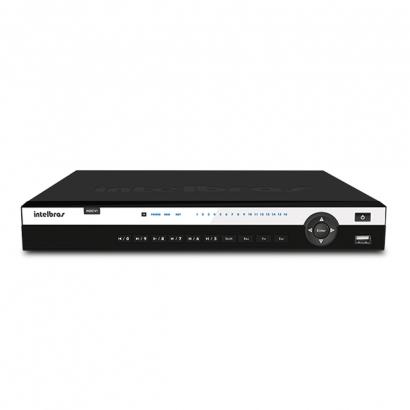 Gravador Digital de Vídeo HDCVI 3116 Tríbrido