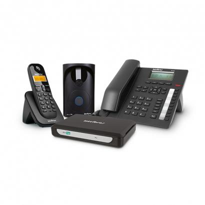 MinCom Plus - Sistema de comunicação telefônica para microempresa