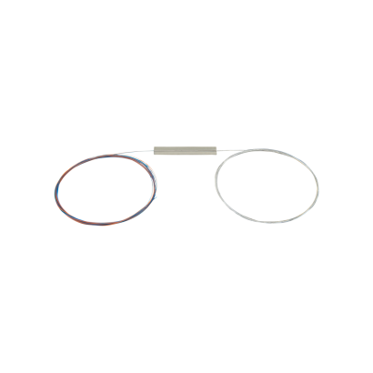 Splitter óptico sem conector